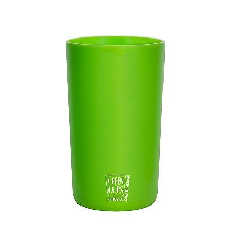 Green Cups 500ml - Copo Eco Cana de Açúcar (Verde)