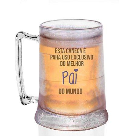 Caneca Gel Personalizada 400ml Criativo Dia dos Pais Presente Lembrancinha -  Caneca uso exclusivo
