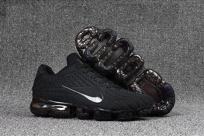 f0f24b84b26 Tênis Masculino Nike Vapor Max 2018 preto sob encomenda lançamento 2018