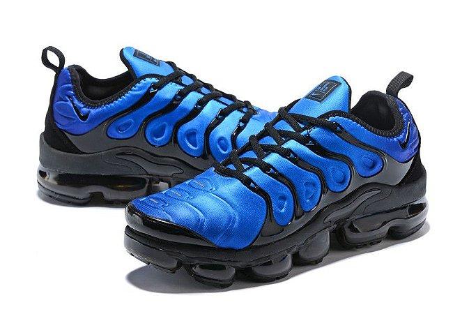 b45fa84ea21 Tênis Nike Air Vapormax Plus masculino azul 38-43 - airmaxes