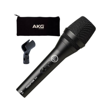 Microfone AKG P3S Perception