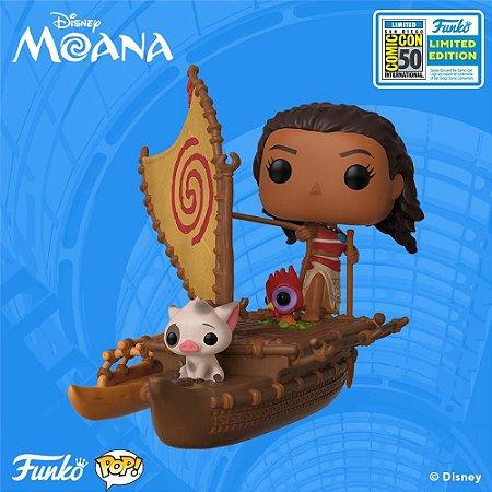 Funko POP Disney Moana - Moana & Pua on Boat