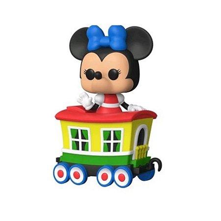 Funko POP Disney - Minnie in Caboose Car