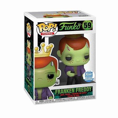 Funko POP Freddy Funko - Franken Freddy