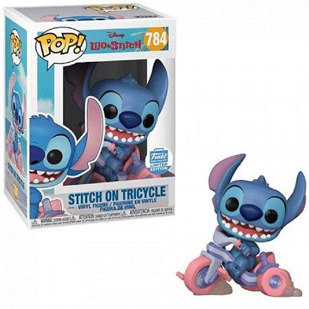 Funko POP Disney - Stitch on Tricycle
