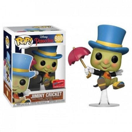 Funko POP Disney - Jiminy Cricket