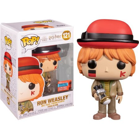 Funko POP Harry Potter - Ron at World Cup