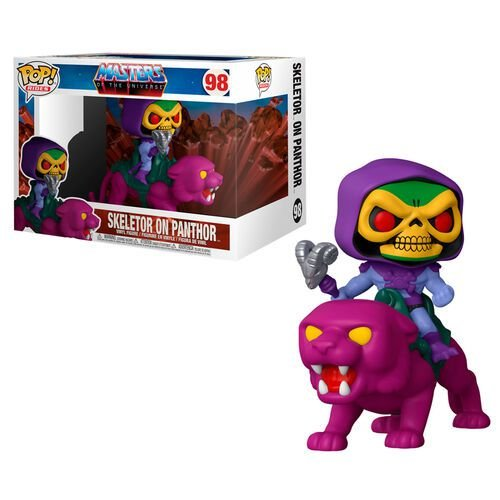 Funko POP Masters of the Universe - Skeletor on Panther