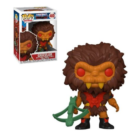 Funko POP Masters of the Universe - Grizzlor