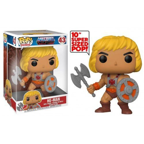 """Funko POP Masters of the Universe - He Man 10"""""""