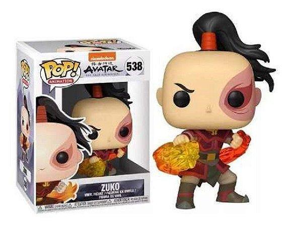 Funko POP Avatar - Zuko