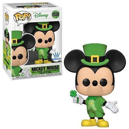 Funko POP Disney - Mickey St Patrick