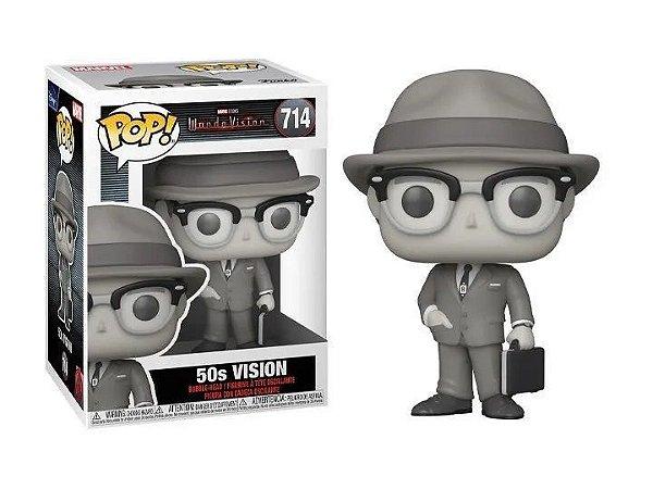 Funko POP Marvel - Vision 50s