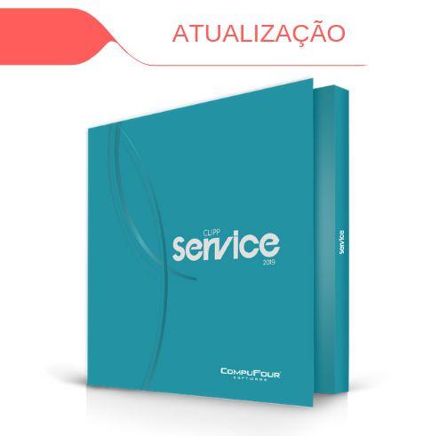 Atualização Clipp Service 2017 e versões anteriores do Service