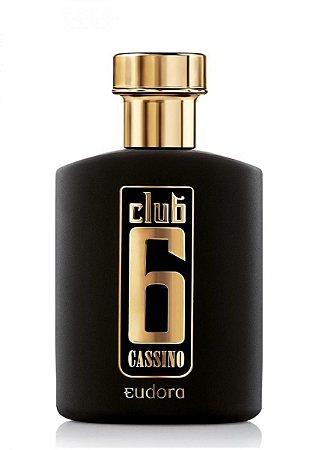 b08df719e1f Club 6 Cassino Deo Colônia Masculina 95ml - Jsm Parfum