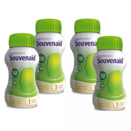 Souvenaid Pack c/4 Frascos 125ml