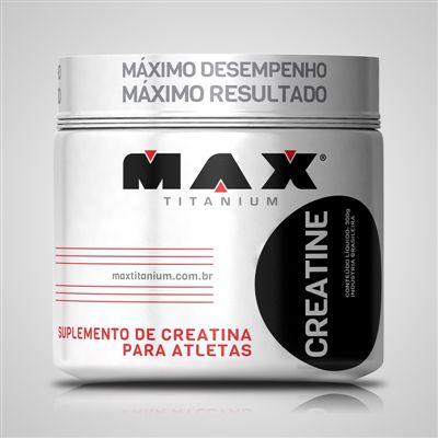 CREATINE MAX TITANIUM - 150G