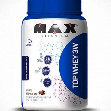 Max Titanium - Top Whey 3W - 900g