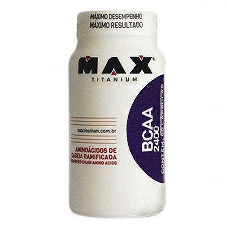 Max Tatanium - BCAA 2400 - 60caps
