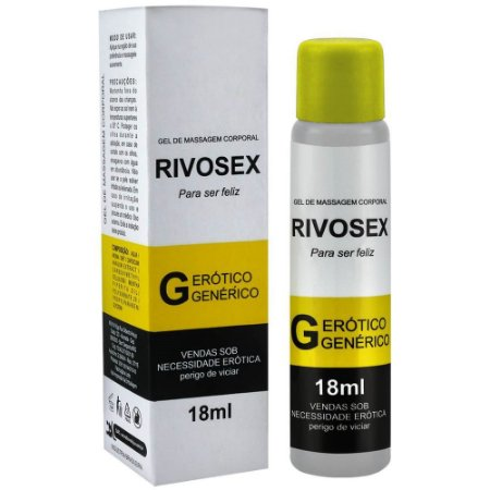 GEL COM EFEITO RETARDANTE RIVOSEX