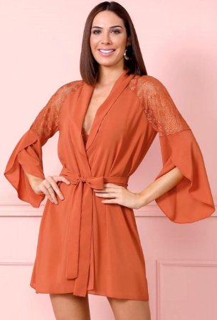 ROBE CURTO AMBAR GLOW FRUIT DE LA PASSION