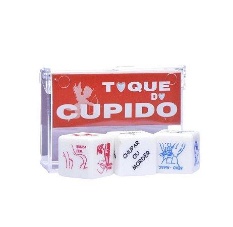 DADO TRIPLO TOQUE DO CÚPIDO