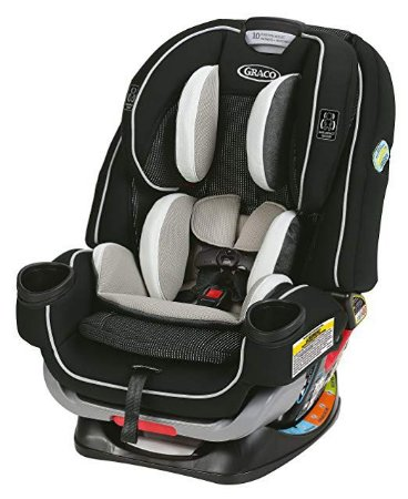 Graco 4Ever Extend2Fit All in One Clove