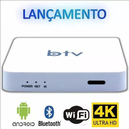 Tv Box 4k Hd Netflix Youtube Tv Payper View Btv 9 Iptv