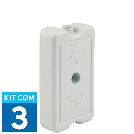 Gelo Gel Artificial Tech Gel 500ml | Kit com 3 unidades TG500
