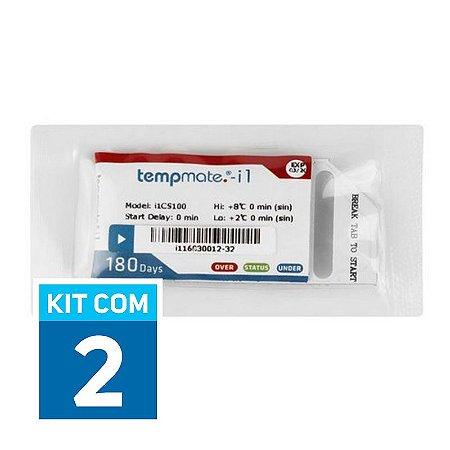 Indicador de Temperatura Tempmate®I1 – (2 Unidades) – GPT2247