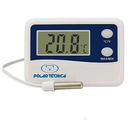 Termômetro Digital de Máxima e Mínima com Sensor GPT2251
