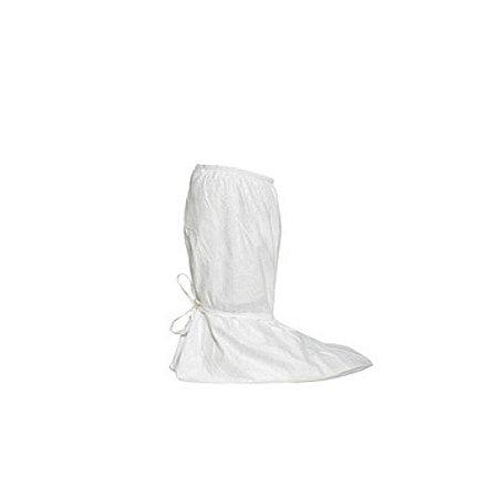 Cobre botas Tyvek® IsoClean® Estéril com sola em PVC IC457S