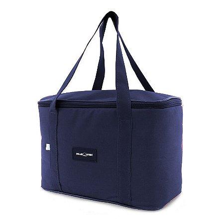 Bolsa Térmica Clássica Azul Marinho 15 Litros GPT3067