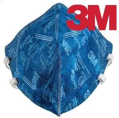 Máscara 3M Para Proteção N95 PFF2 9820 BR - CA 41514 - KIT COM 25 UNIDADES