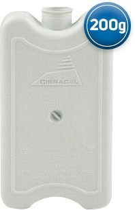 Gelo Gel Artificial Tech Gel 200ml | Kit com 10 Unidades