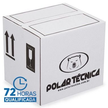 Kit Térmico EPS 2°C À 8°C Com Revestimento Externo | 20 Litros GPT271