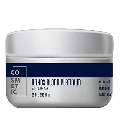 Botox Capilar Para Loiras Blond Platinum, 0% de FROMOL  - 250g