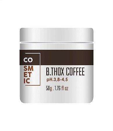 Amostra Botox Capilar De Café, Para Cabelos Escuros - 50g