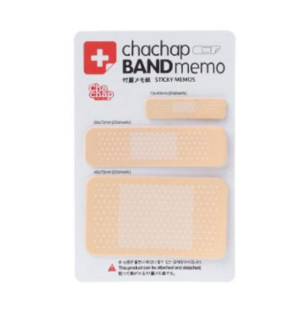 STICKY NOTE (POST IT) BAND AID