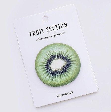 STICKY NOTE (POST IT)  FRUIT KIWI