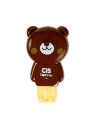 FITA CORRETIVA CIS TAPE FUN URSO