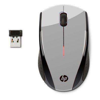 Mouse Sem Fio HP X3000 Cinza