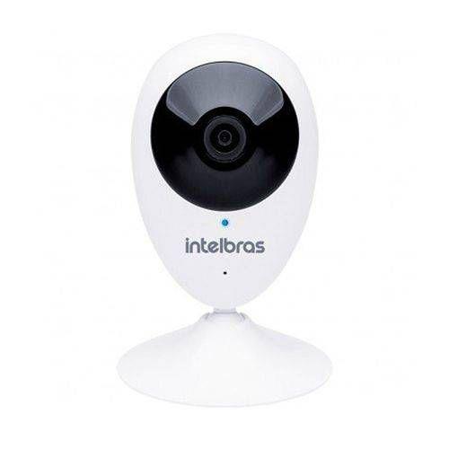 Câmera de Segurança Intelbras Wi-Fi HD iC3 Branca