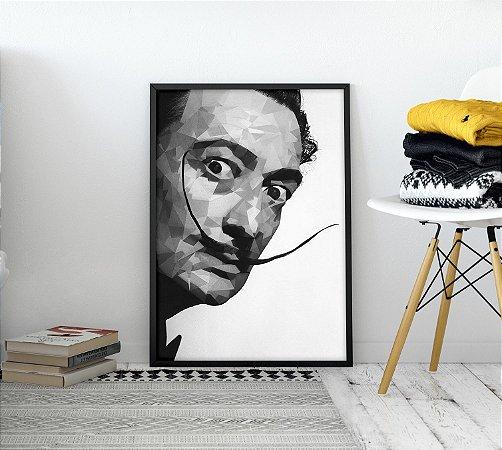 Quadro El Salvador Dalí