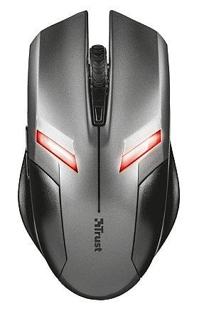 Mouse Gamer USB Trust Ziva com LED 2000DPI - 21512