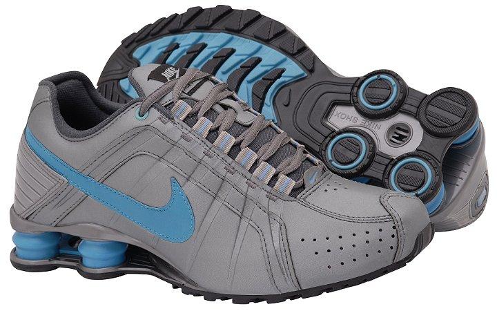 31242afd358f Tênis Masculino Nike Shox Junior - Allure Shoes
