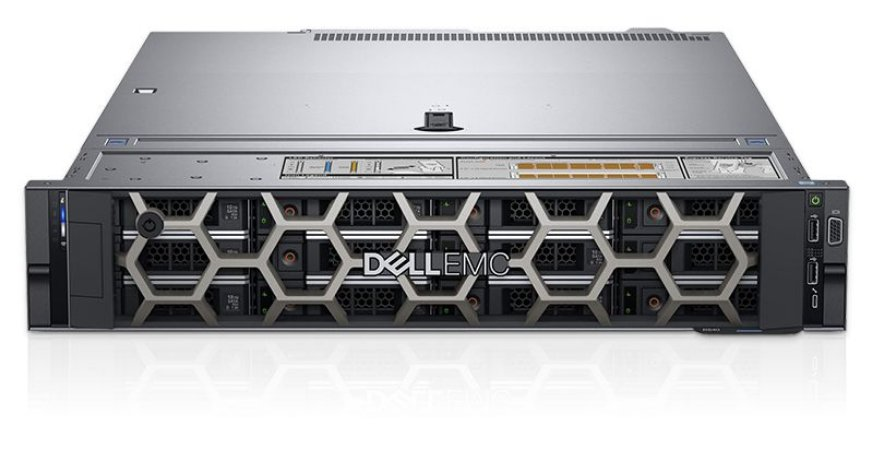 SERVIDOR RACK POWEREDGE R540H INTEL SILVER 4110 2.1GHZ, 8C (1X PROC.) 32GB RAM, 2X 600GB HD SAS, DVD-RW, 2X FONTE 750W, SEM SISTEMA OPERACIONAL - DELL