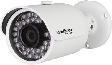 CAMERA IP IR BULLET 1.0M HD 720P 3,6MM VIP S3020 - INTELBRAS