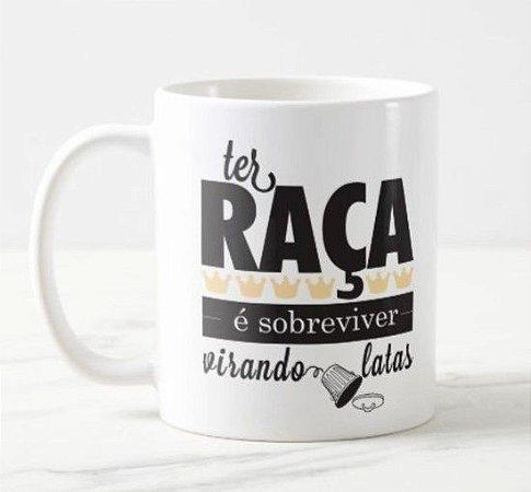 Caneca Raça