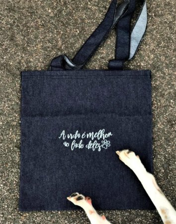 Ecobag Jeans
